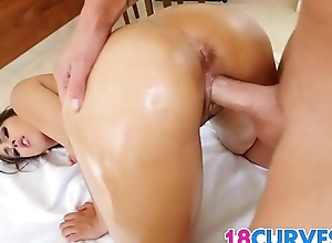 Sexy Teen Sophia Leone Has A Big Ass