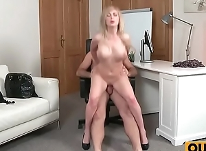 Big tits Russian gets a facial(Isabella Clark) 03 vid-02