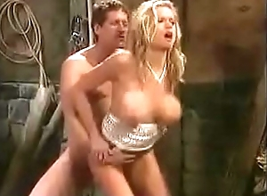 ((Briana banks seduces the valet driver))