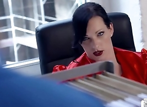BUMS BUERO - Busty German secretary banged by her colleague in sexy office sex