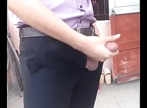 boy văn ph&ograve_ng &aacute_o caro nứng cặc sục cu ngo&agrave_i trời office outdoor .MOV