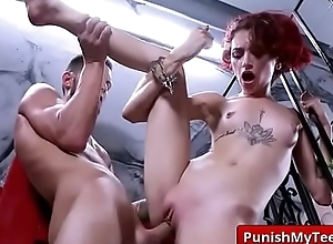 Submissived XXX Put Out Or Nitid nigh Lola Fae video-05