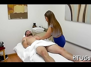 Each man'_s day-dream massage