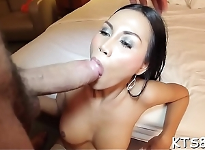 Giant cock for tight tranny'_s butt