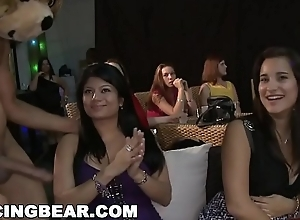 DANCING BEAR - This Was Our Greatest Party Yet! Someone's skin Bitches Went Wild HAHA