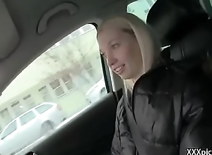 Public Pick Ups - Street Porn Fianc' Be required of Cash 23