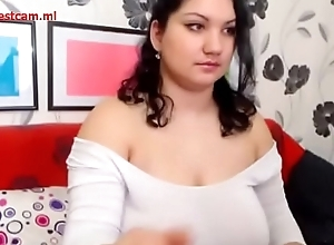 cute chubby wholesale on camera