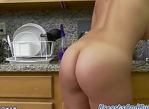 Bigtit milf gets pov fucked in missionary