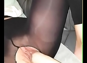 Masturbation squirting