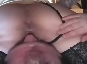 Lucky Cuck Licking His Wife Pussy While She Takes Flannel Give Her Ass So Well Right