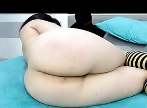 PAWG Teen Big Butt On Camshow