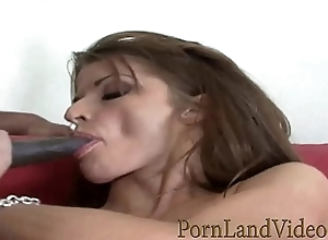 young sexy lady Jasmine is slut for chunky black cock
